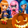 Halloween Vampire Girl Costume Dress Up Free Games
