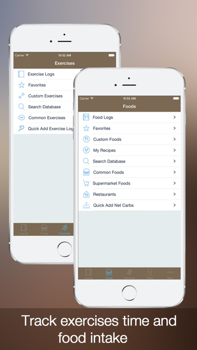 daily carb pro nutrition count glucose tracker on the app store