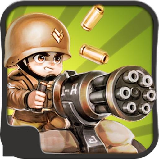 Gun Battle iOS App