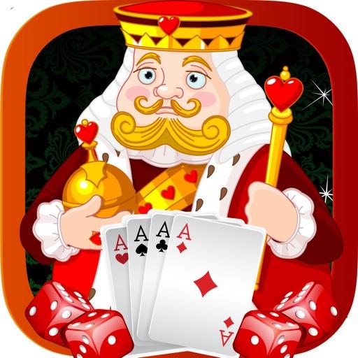 King's Poker Casino - Dark Gambling With 6 Best FREE Poker Video Games IPA