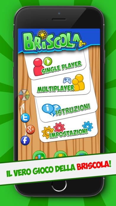 Screenshot of Briscola Free2