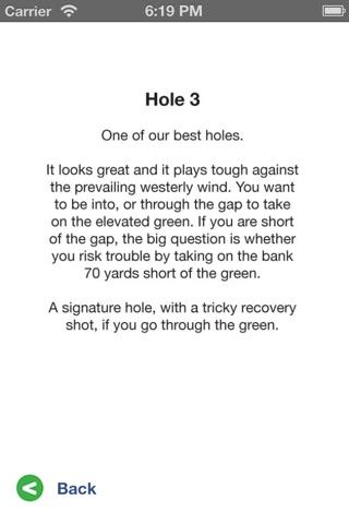 Golf Course Planner screenshot 4