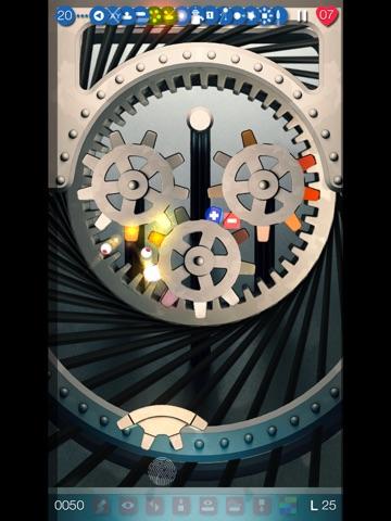 Импульс! - крутой Арканоид с физикой! Разбей калейдоскоп узоров на кусочки! Screenshot