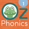 Oz Phonics 1 - Phonemic Awareness and Letter Sounds