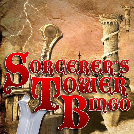 Sorcerer's Tower Bingo iOS App