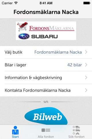 Fordonsmäklarna screenshot 1
