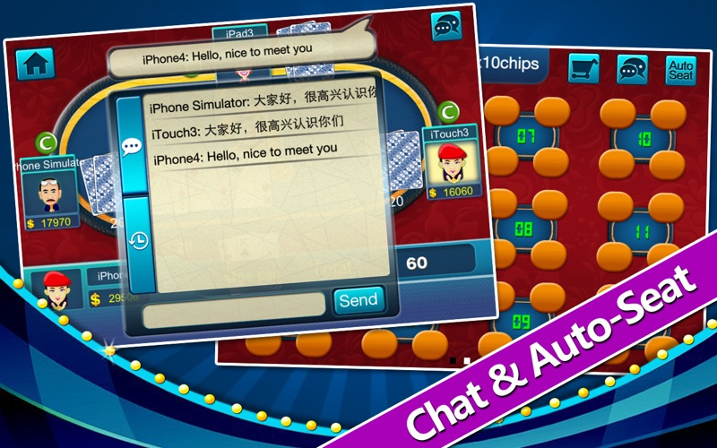 Screenshot #3 for Texas Hold'em - Daily Poke it!