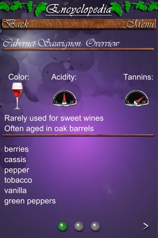 Wine Educator screenshot 4