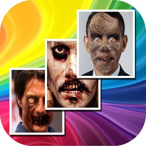 Guess Zombie Celebrity Quiz iOS App