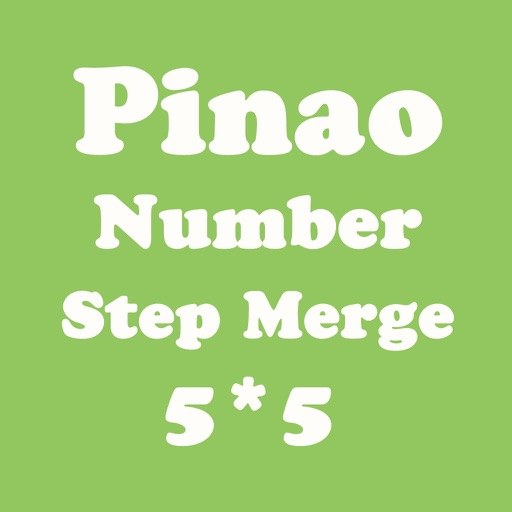 Number Merge 5X5 - Sliding Number Block And Playing With Piano Sound iOS App