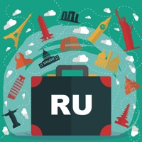 Russia Offline GPS Map & Travel Guide Free