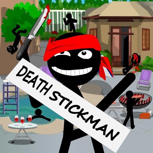 Ten Stickmans iOS App