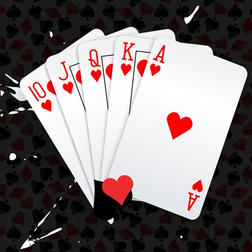 Video Poker Booth - Influence Your Luck & Play Royal Flush Video Poker Game! iOS App
