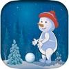 Christmas Snow Ball Kicker Pro - best virtual football kicking game