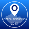 Czech Republic Offline Map + City Guide Navigator, Attractions and Transports