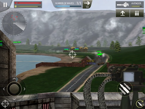 Скачать игру Defence Effect