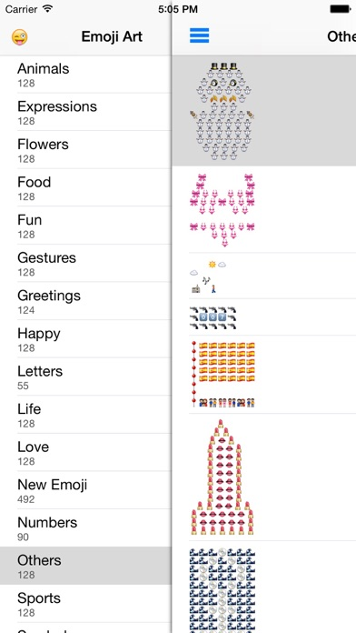 download Emoji Smiley Unicode - Free Emoticons Keyboard for SMS, Email apps 1
