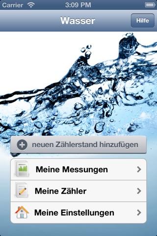 Wasser screenshot 1