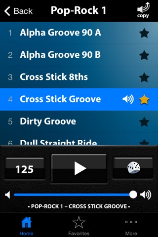 Drum Beats+ (Rhythm Metronome, Loops & Grooves Machine) screenshot 3