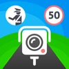 Speedometer by Sygic — Speed Limits, Speed Cameras & Trip Log