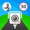 Speed Cameras & Traffic by Sygic