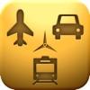 トラフィック情報 道路渋滞・鉄道運行・空港運行情報など、交通情報をまとめた無料アプリ。【首都高、阪神高速、名古屋高速など】