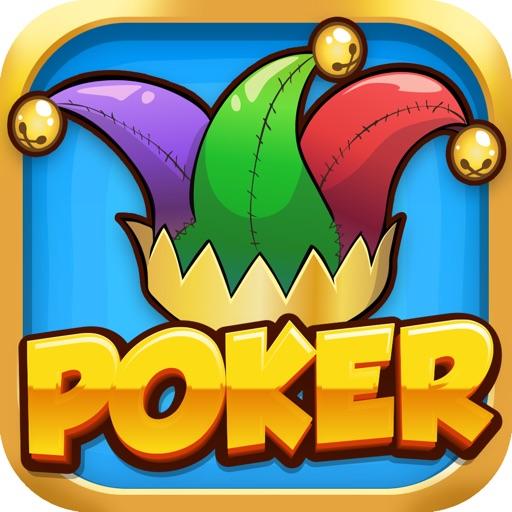 Joker Face Poker iOS App