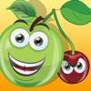 Attivo! Gioco Per i Bambini Per Imparare e Giocare Con Frutta