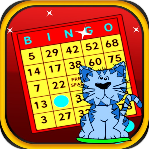 Bingo Cats Game iOS App