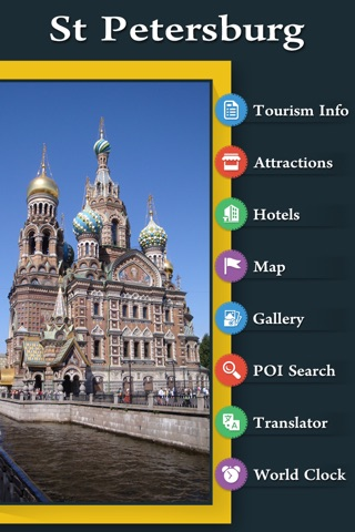 St Petersburg Offline Guide screenshot 2