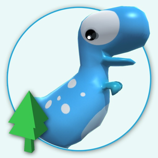 FlappyDinosaur: Free iOS App