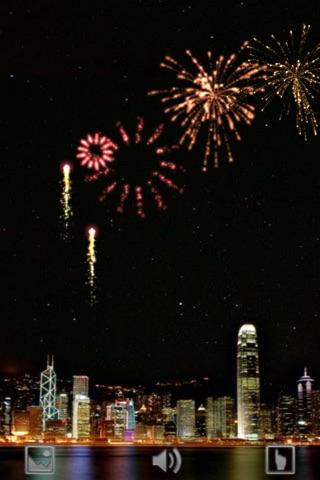 Fun Fireworks In Hands screenshot 4