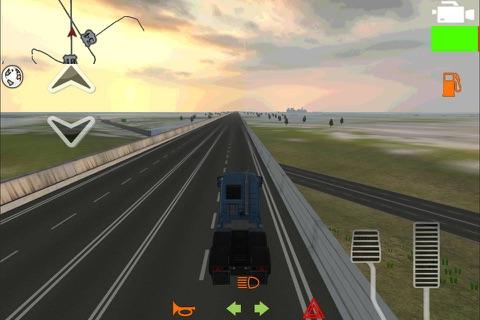 Truck Driver 3D Pro screenshot 3