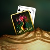Epic Dragon HiLo Card Blast Pro - New casino gambling card game