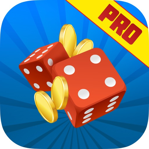 Classic Craps Table PRO - Random Dice Roller with Real Odds iOS App