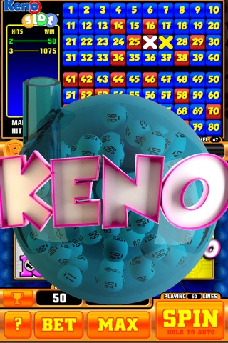 Keno Slot Pro screenshot 3
