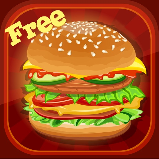Burger Maker - Fast Food Cooking Game for Boys and Girls iOS App