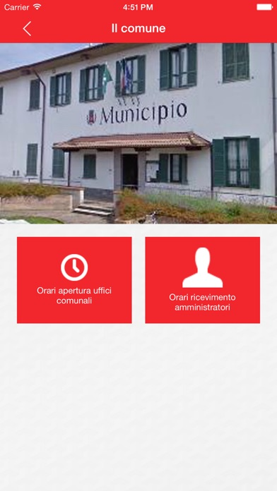 Screenshot of APP San Genesio1