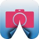 Wrap Camera HD - Fotos und Bilder falten und rollen wie Papier, ...