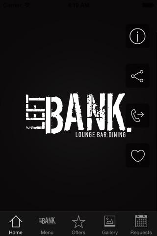 Left Bank Abu Dhabi screenshot 2