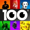 Poptacular Ltd - 100 PICS Quiz ~ The BIGGEST free guess the hidden picture puzzles trivia game EVER!  artwork