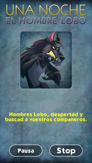 Screenshot #2 pour Una Noche El Hombre Lobo