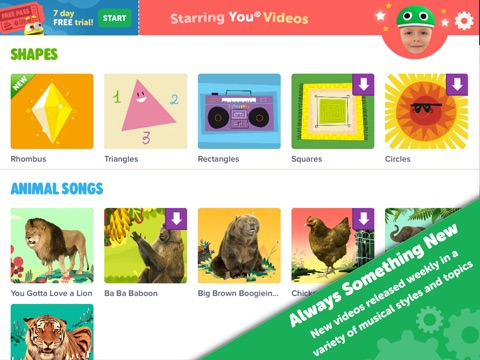 Starring You Videos by StoryBots – Personalized For Kidsのおすすめ画像4