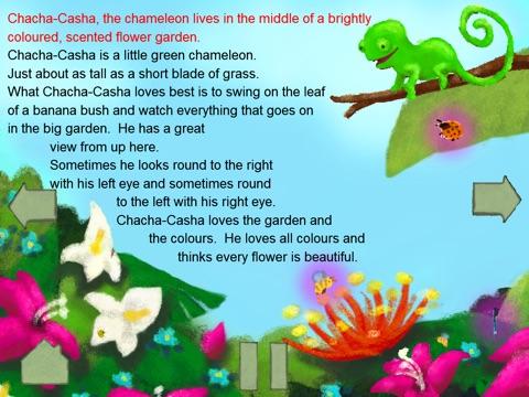 Chacha-Casha, le petit caméléon screenshot 1