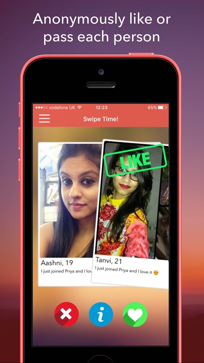 Priya dating app