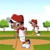 活動! 大小的遊戲讓孩子們學習和玩棒球