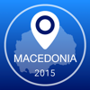 Macedonia Offline Map + City Guide Navigator, Attractions and Transports