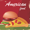 American Food Cookbook. Quick and Easy Cooking. Best cuisine traditional recipes & classic dishes
