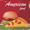 アメリカン 食品。迅速かつ簡単クッキング。ベストな料理、伝統的なレシピ&クラシックな料理。料理の本