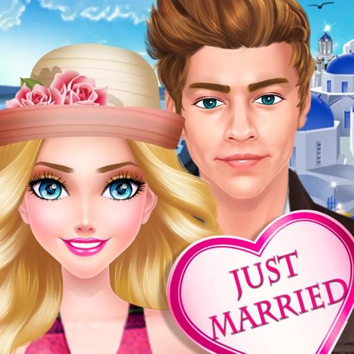 Honeymoon Fashion Salon™ - Bride and Groom Makeover iOS App